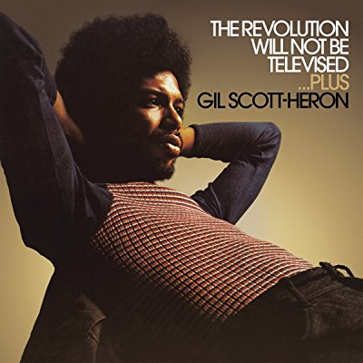 Gil Scott-Heron - The Revolution Will Not Be Televised...Plus - Album Download, Itunes Cover, Official Cover, Album CD Cover Art, Tracklist