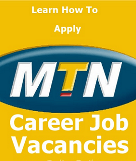MTN Nigeria 2017 Massive Recruitment