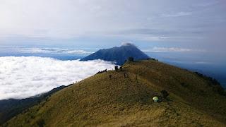 Instagram Pendakian Merbabu, Sabana Merbabu, Foto gunung merbabu jawa tengah
