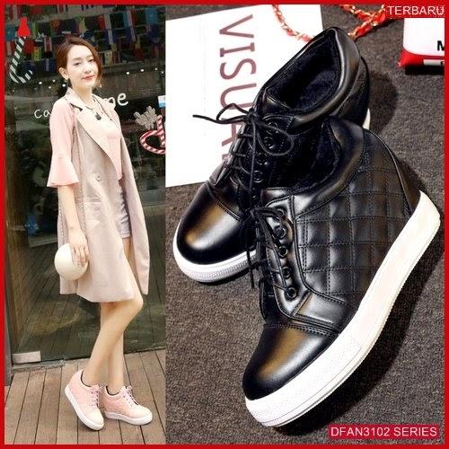DFAN3102S168 Sepatu Op02 Boots Boots Wanita & Ankle BMGShop