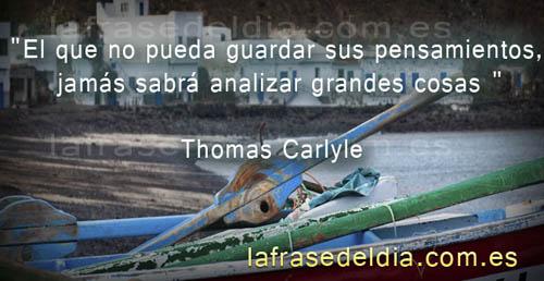 Citas célebres de Thomas Carlyle