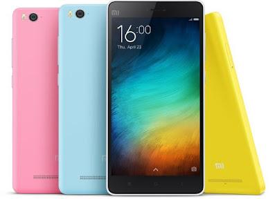 Harga dan Spesifikasi Xiaomi Mi 4i 16/32 GB