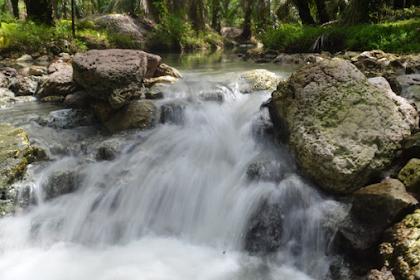 Wisata Pemandian Air Panas Aceh Tamiang Yang Masih Terbengkalai