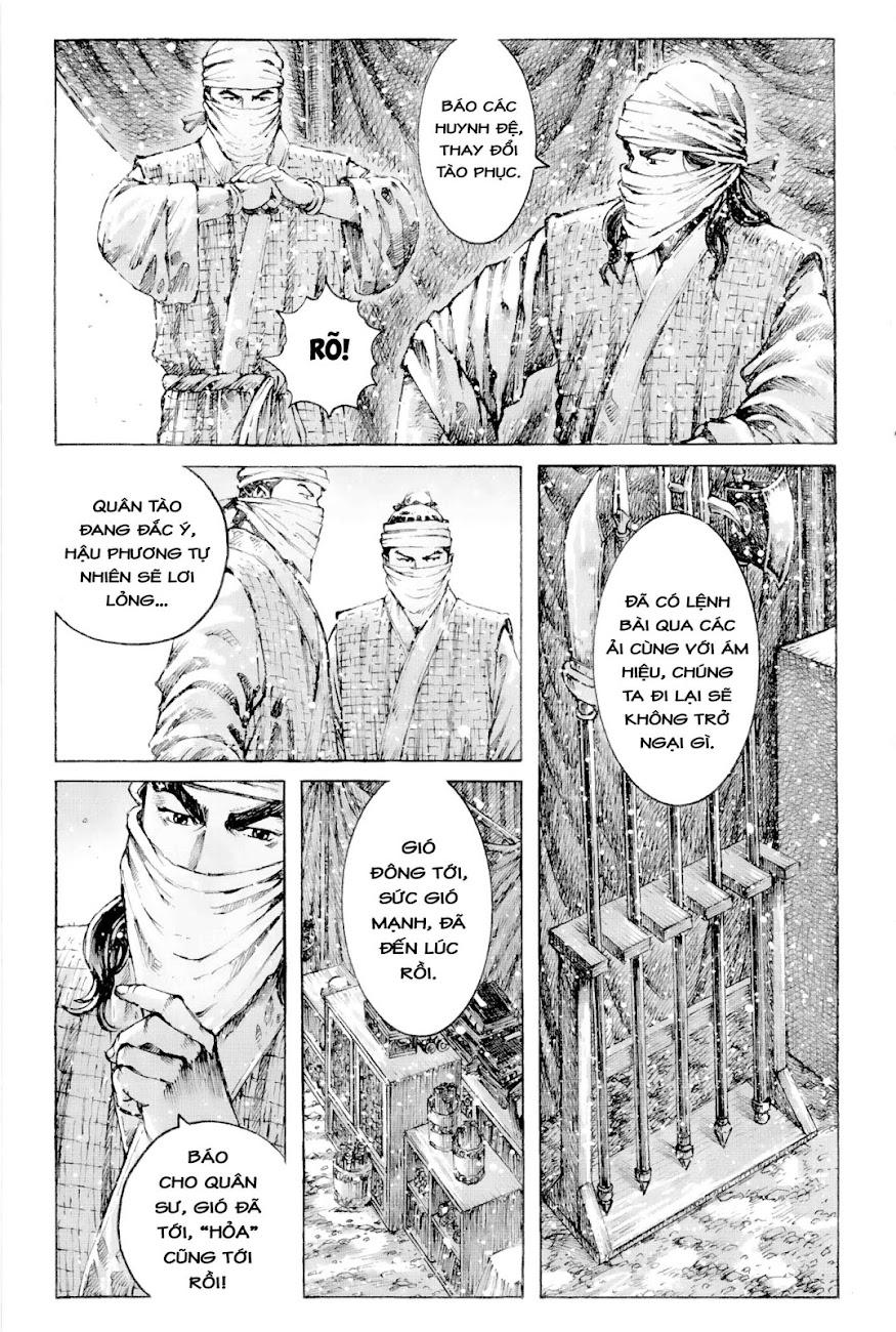 Hỏa phụng liêu nguyên Chương 417: Ám chiêu nan phòng [Remake] trang 21