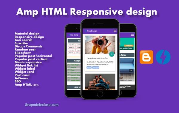 download template blogger amp dompi gratis