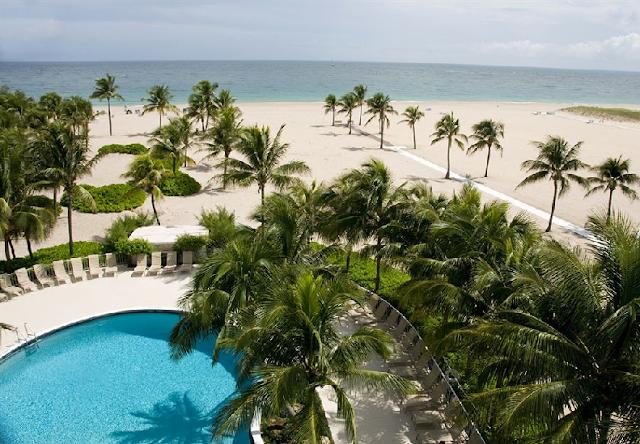 Hotel Lago Mar em Fort Lauderdale em Miami