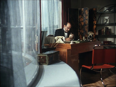 The Chronology of Agatha Christies Poirot Apartment