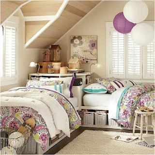 cuarto para gemelas