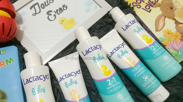 Introducing The New Lactacyd Baby!