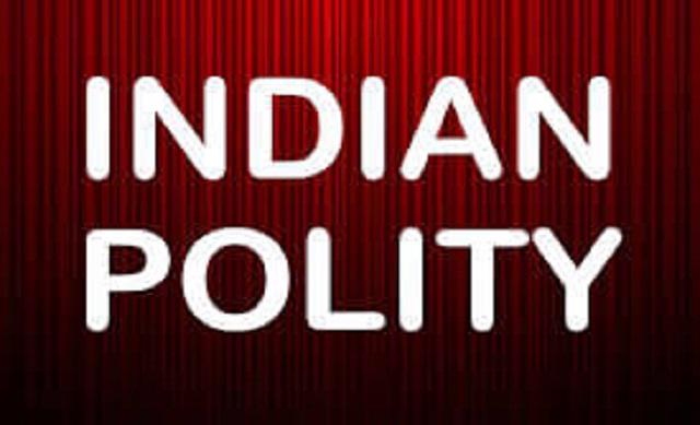 भारतीय राजव्यवस्था | Indian polity