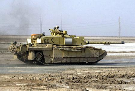 tank terbaik Inggris