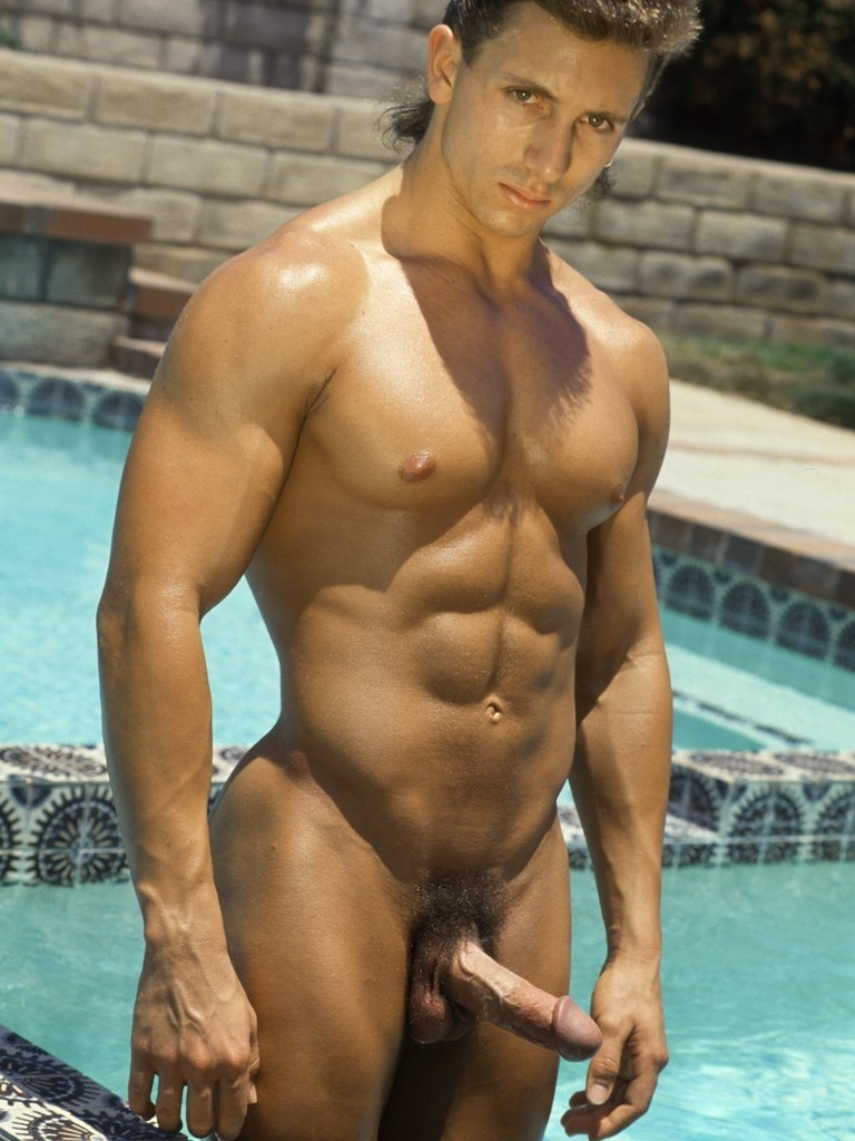 from Jesus aaron austin gay muscle porn