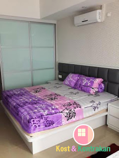 Apartemen Studio Nagoya Mansion Batam Full furnished