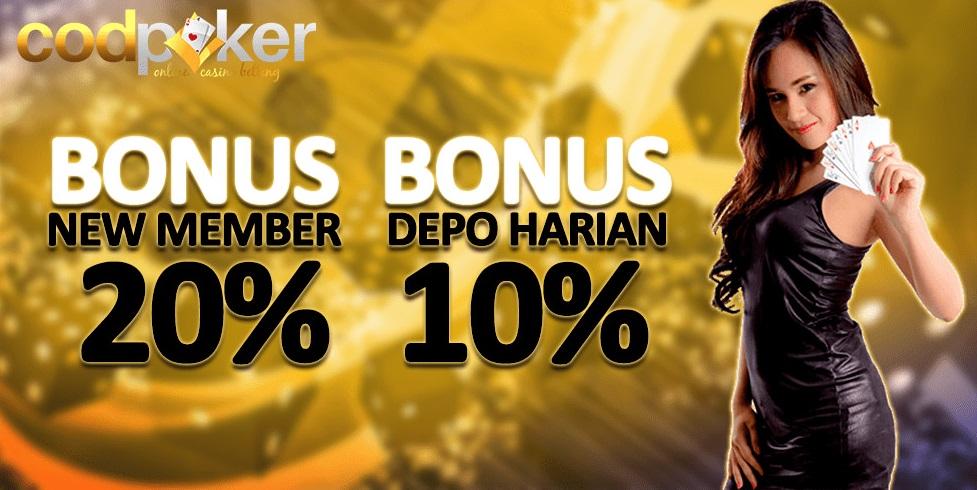 Codpoker Situs Poker Terbaru Dan Terbaik Di Indonesia Yang Terpercaya