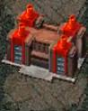 Doble planta de energía