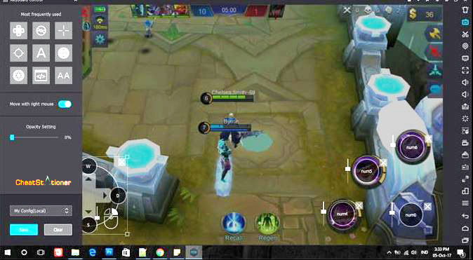 Want to play mobile legends game on pc heres how daftar review httpcheatstationerspot ccuart Images