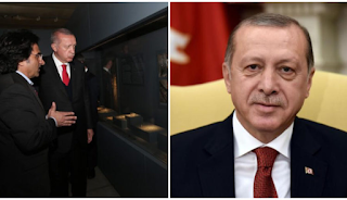 Ερντογάν: «Η Τροία είναι μέρος της ιστορίας μας – Η ωραία Ελένη μιλούσε Τουρκικά»
