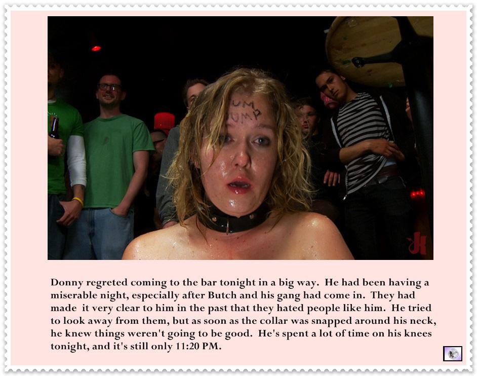 wife flirts at night club