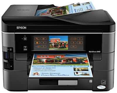 Download Driver Epson WorkForce 840