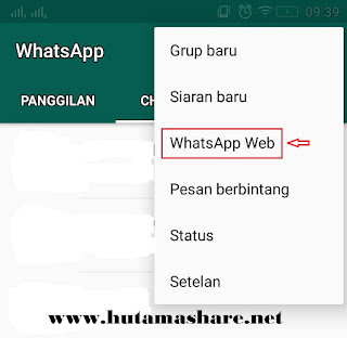 Cara login whatsapp lewat komputer pc laptop