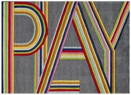 Decorating Colorful Playroom And Kids Rooms Area Rugs