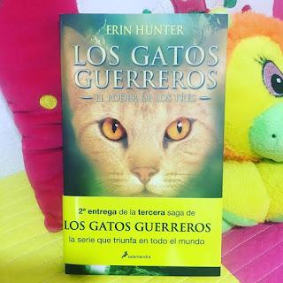 Río Oscuro, Los Gatos Guerreros, el poder de los tres (II), boolino, ediciones salamandra, libros 2018, libros, libro juvenil, que estás leyendo,