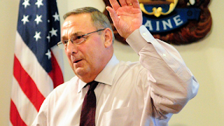 Maine Gov Likens Advocacy Of Minimum Wage Increase To 'Attempted Murder'