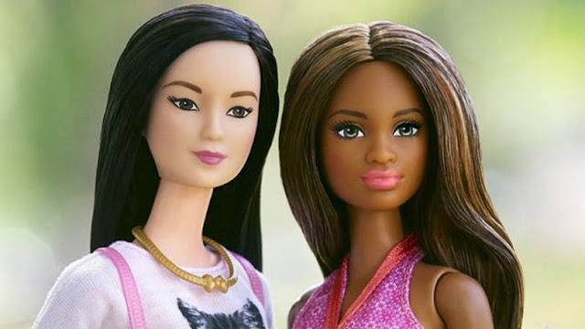 Barbie com 8 tons de pele diferentes, nova coleção