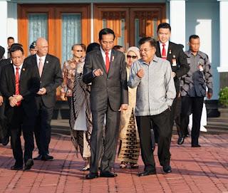 Bertolak Ke Australia, Presiden Hadiri KTT Istimewa ASEAN-Australia
