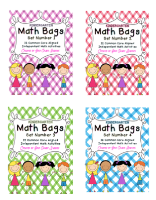 http://www.teacherspayteachers.com/Store/First-Grade-Buddies/Category/Kindergarten-Math-Bags