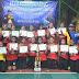 Tim Voli Putri SMPN 1 Karawang Barat Rajai MKKS Cup 2018