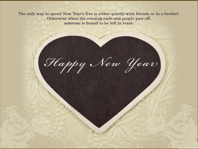Happy New Year 2016 Romantic Images for Couples