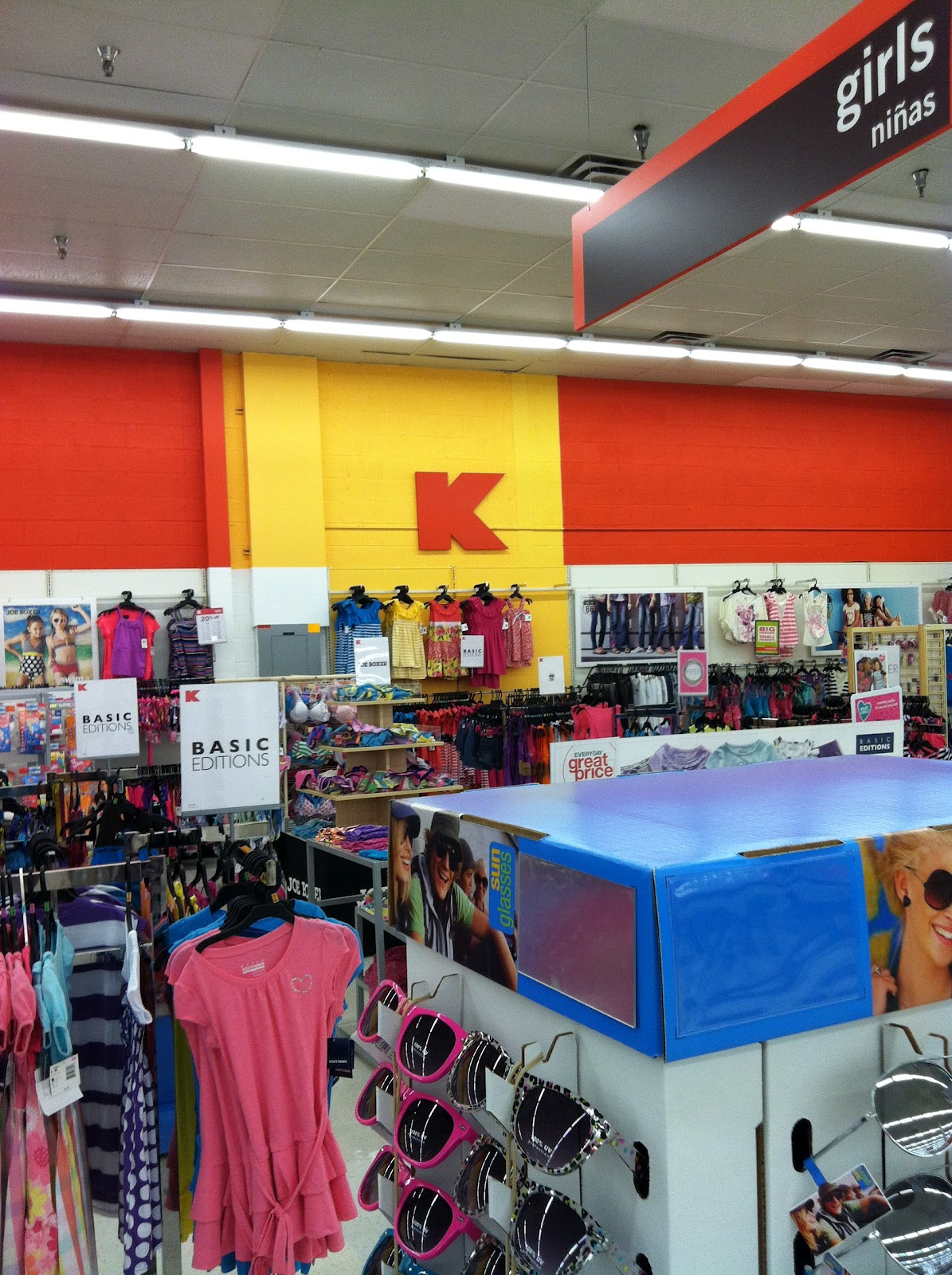 Kmart World Map Kmart World June 2012