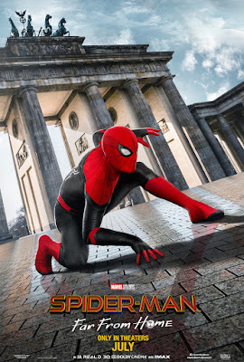 Spider Man Far From Home Movie Poster 25