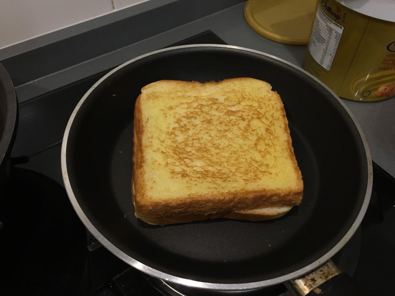 Cheese Grill Untuk Sarapan Pagi Anak-Anak