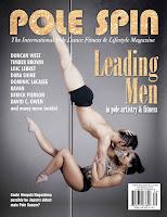 Pole Spin magazine