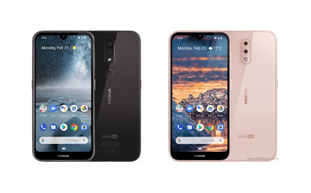 Specifications and Prices of Nokia 4.2