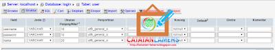 Membuat Form Login Sederhana Menggunakan PHP,MySQL dan Bootstrap