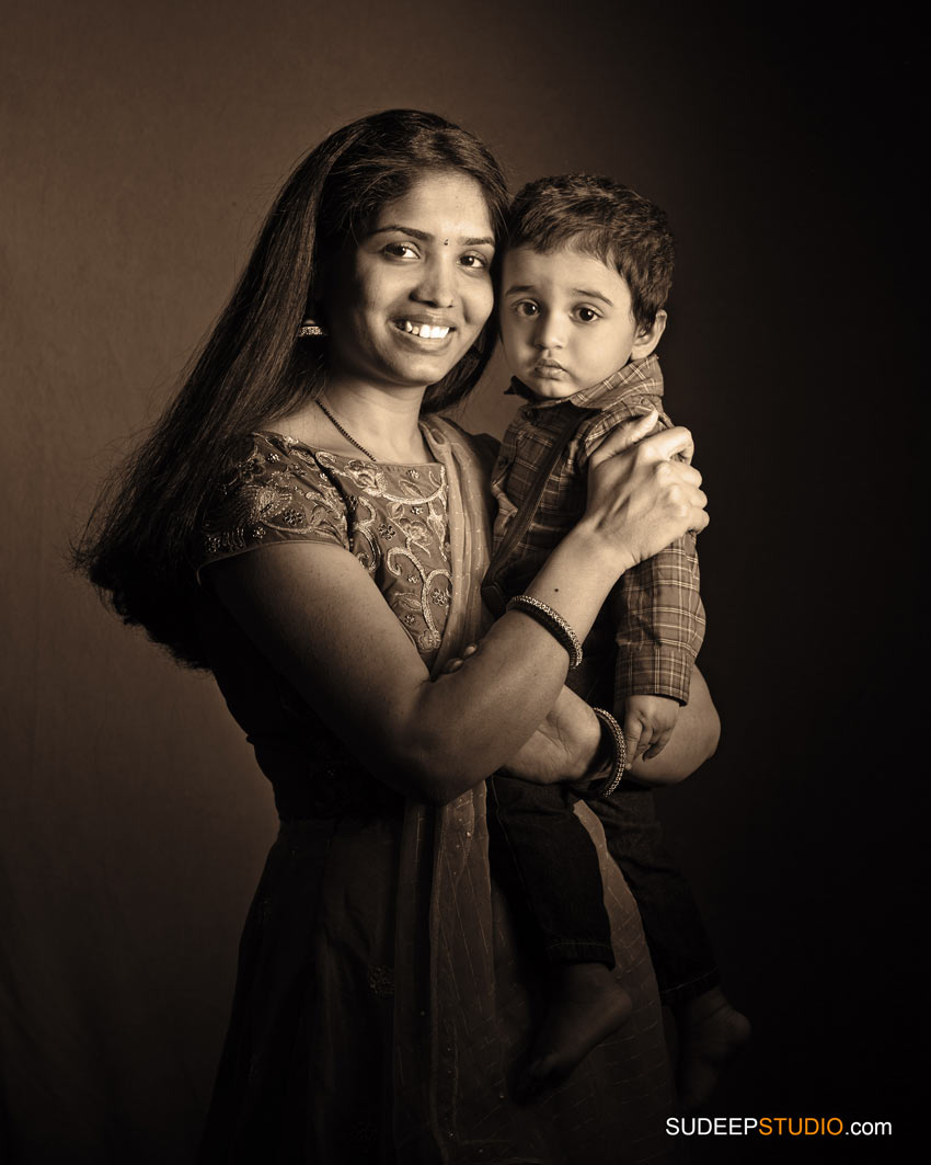 Indian Family Children Portraits - SudeepStudio.com Ann Arbor Children Portrait Photographer