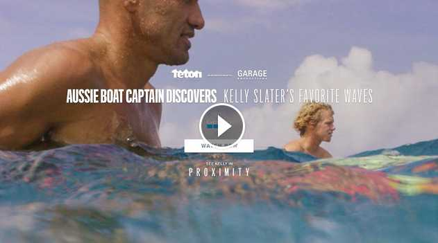 Aussie Boat Captain Discovers Kelly Slater s Favorite Waves