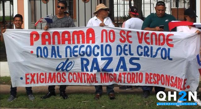 xenofobia inmigrantes venezolanos en panama