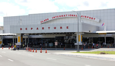 Government Plans New Transportation Links to Clark International Airport