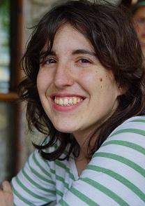Rocío Vega, autora de Horizonte rojo - Cine de Escritor