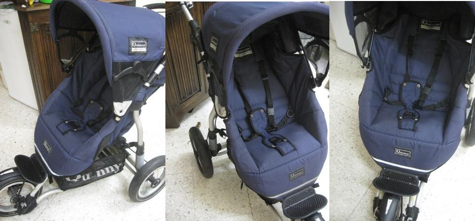 Amy Sweety Store Quinny Freestyle 3xl Jogger Stroller