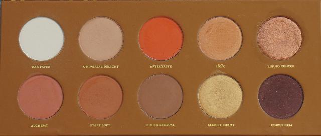 Caramel Melange chez ZOEVA | makeupwonderland29