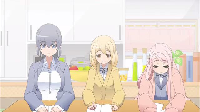 JK-Meshi! – Episódio 01