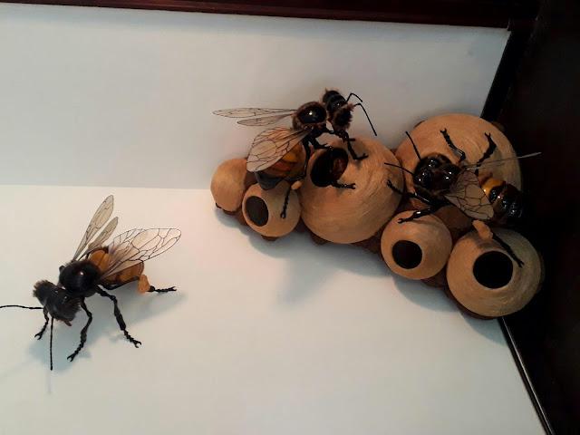 Les abeilles de Bruxelles Fourtou