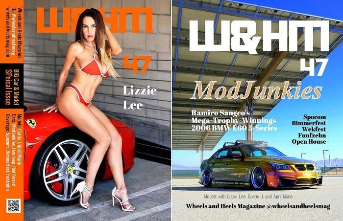 W&HM #47 Lizzie Lee