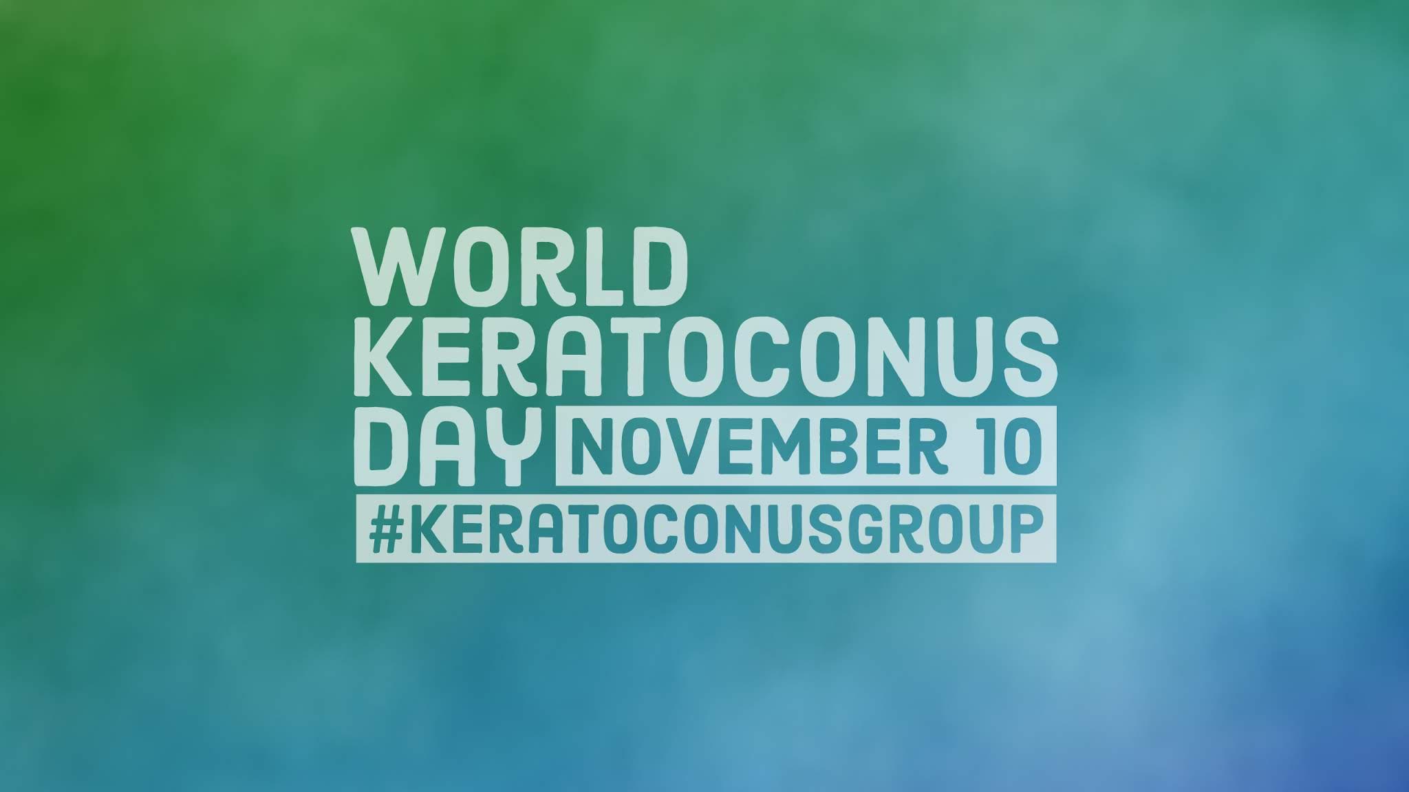 World Keratoconus Day 2018 Desktop or Tablet Wallpaper