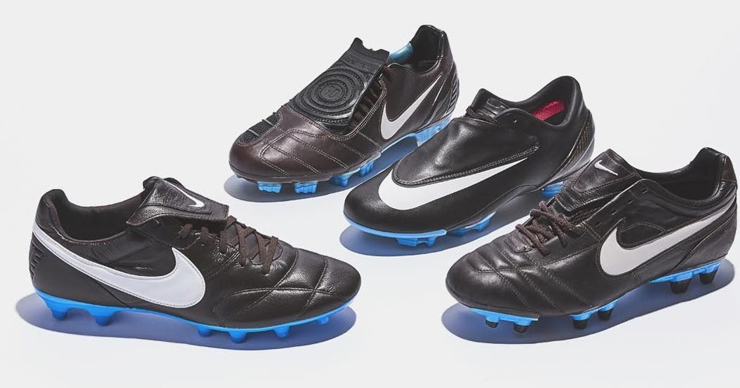 the best attitude fc2d0 d7b4f Stunning Euro 2008-Inspired Nike Premier II Boots Released